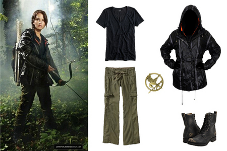Does anyone know where i could get good katniss halloween costumes all you need are really light green pants black shirt leather jacket you can draw yourself solutioingenieria Gallery