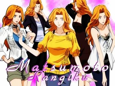 Rangiku Matsumoto (a little bit)