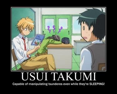 Usui Takumi? XD