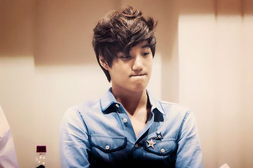 MINE WILL ALWAYS BE KAI!!!!!!!!!!!