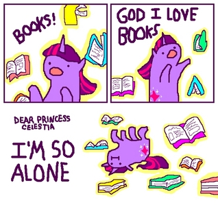 Yes. And now to celebrate, me slowly becoming a pegasister...