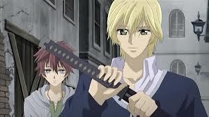 Shiki and Ichijo :) from Vampire Knight