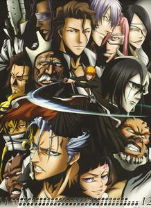 Aizen-sama and his Espada! EPIC!!!! My 가장 좋아하는 villains forever!