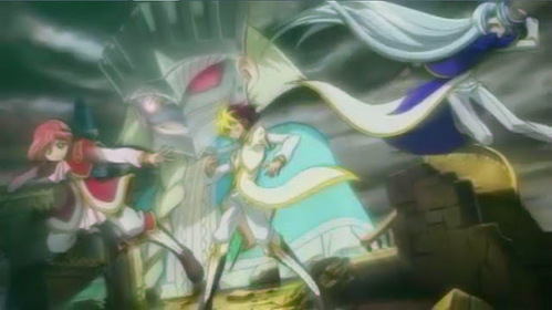 the Tron family from Yu-Gi-Oh! Zexal