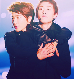 once again.. there's no doubt about this cause eunhae is REAL!!