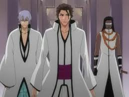 aizen , ジン and kaname but most paticuly aizen >3