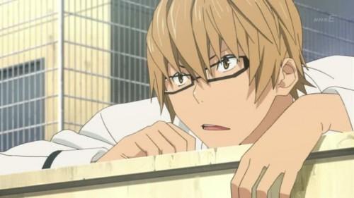 Akito from Bakuman! :)