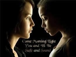 I think its Katniss or Rue thats the best.