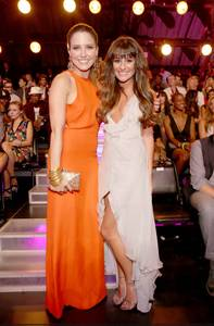 Lea and Sophia....OMG there names rhyme lol!!!