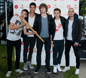 The Wanted :)) *sighs dreamily*
