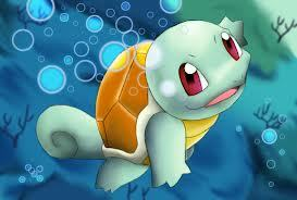 This is probably the worst reason ever, but... I like Squirtle the most because it's so cute!