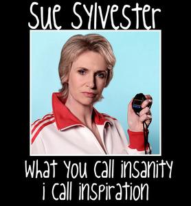 i like sue,she's funny
