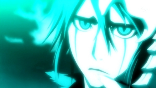 Ulquiorra! (from Bleach). He's simply...EPIC!