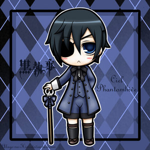 Black Butler! Well if bởi cartoon I can still pick an anime right?