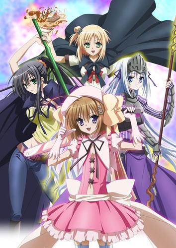 Korewa zombie desuka? one of the good animes, it's about Zombies, vampire ninjas, nicromancers and madami Geners : Action, Comedy, Ecchi, Magic