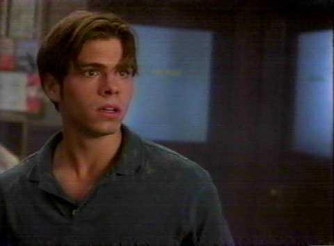"""Matthew in """"Cheats"""" looks pretty worried!! <3"""