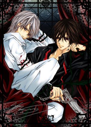 Yes its called Vampire Knight Guilty ^^