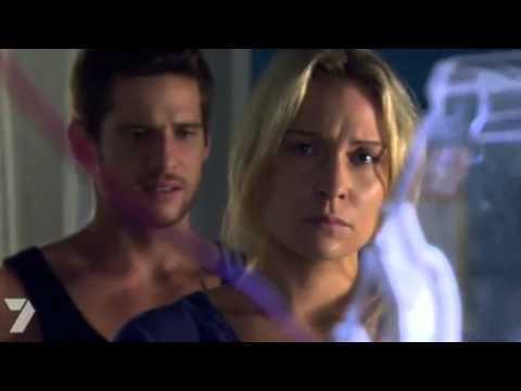 Daniel Ewing as Heath worried about Bianca.