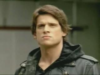 Daniel Ewing as Dillon who looks bored