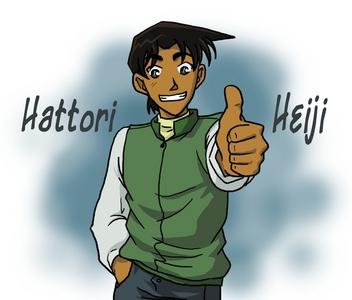 Heiji Hattori from Detective Conan!