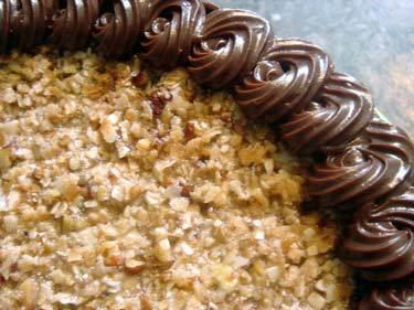German চকোলেট cake :D