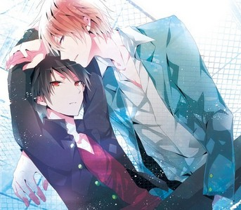 Shizaya. D: I admit I like this picture though. XD