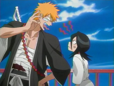 LOL at Ichigo's tongue!!! How can you do that???