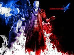 i look like dante from devil may cry exactiliy