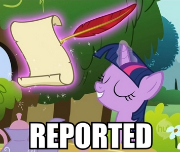 Twilight Sparkle, what is Apple7029's current status?
