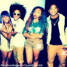 PRINCE AND BABY DOLL STAR AND ROC