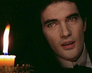 Antonio Banderas as a vampire.