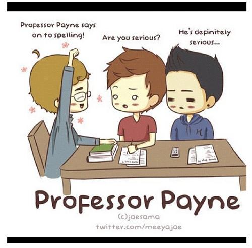 awww... professor payne :) হাঃ হাঃ হাঃ