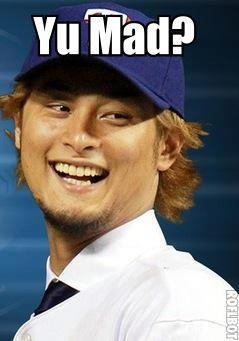 Yu Mad about Canadians?