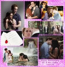 I agree with EVERYTHING the person below me(Renesmee_08),my fanpop sister, said and I do mean EVERYTHING!!!!!!!!!! We are of the same mind when it comes to Twilight and Edward and Bella and Robert and Kristen.Here is a collage of some of my fave parts of the series