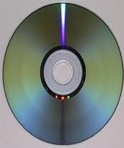 Maybe an artist's album OR..... a movie DVD.