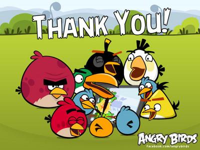 Angry Birds Original!