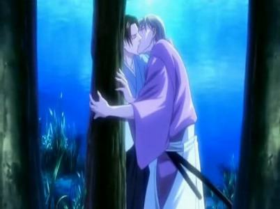"""""""fate is but a dying wish of a world that is beyond control like a single lotus 花 the future blossoms upon it's petal two people shall be free."""" beautiful quote from winter cicada that matches akizuki and kusaka's wish"""