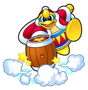 My favourite 任天堂 character is King Dedede, he's also my favourite video game character of all time.