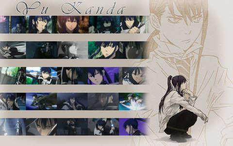 Yu Kanda he is my fav Character