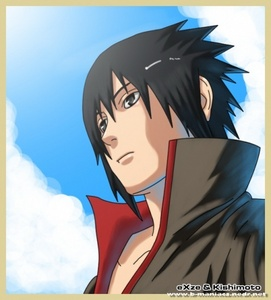 I know, I know....but I have this strange feeling I wanna hug Sasuke... Don't know why...