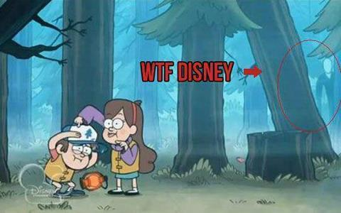 I would tell him to go back to the Disney Channel so he can stalk those kids from Gravity Falls e_e