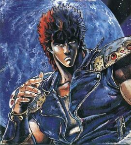 "The pure definition of ""chick magnet"". No one can beat Kenshiro in terms of being an ultra handsome/sexy/hot 日本动漫 guy. 你 may all go 首页 now."