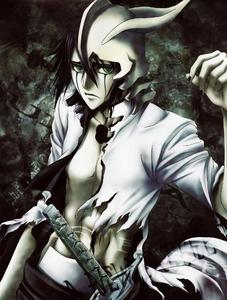 Ulquiorra from Bleach <3 hes HOT! ^^