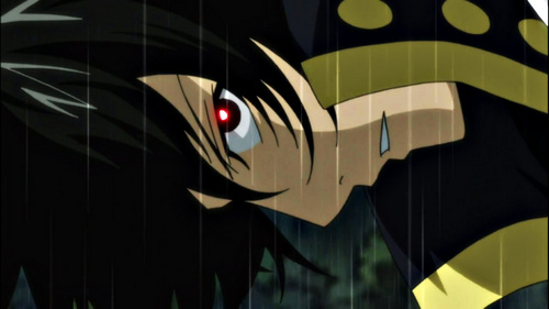 Zeref-the most cruel mage in the Mages' History-from Fairy Tail anime^^
