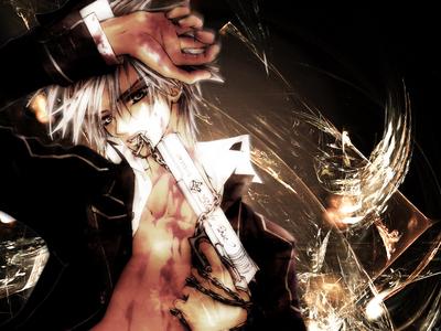 Zero from Vampire knight!! :D