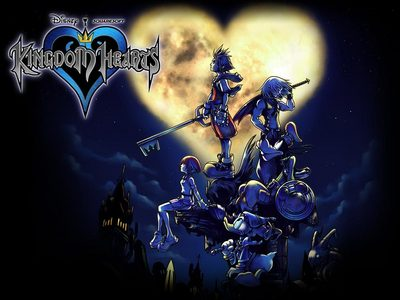 I last played Kingdom Hearts.