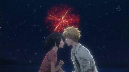 Taki (Kaichou wa maid sama !) (Takumi and Misaki)