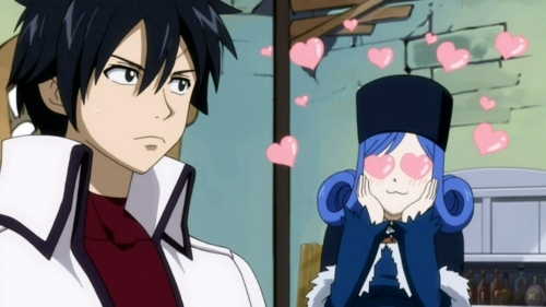 I dont know what Gray feels about Juvia.