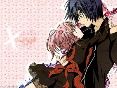 I have lots of 가장 좋아하는 pairings, but ill go with Amu & Ikuto from Shugo Chara~ <3