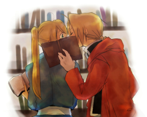 Ed and Winry